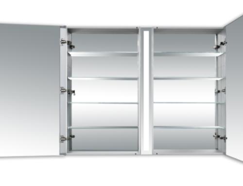 Mirror Cabinet Array